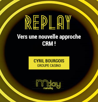 [Replay] Vers une nouvelle approche CRM !