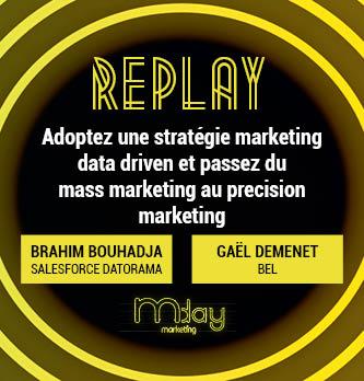 [Replay] Adoptez une stratégie marketing data driven et passez du mass marketing au precision marketing