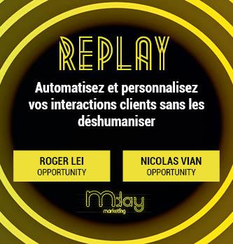 [Replay] Automatisez et personnalisez vos interactions clients sans les déshumaniser