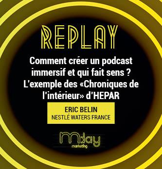 """[Replay] Comment créer un podcast immersif et qui fait sens ? L'exemple des """"Chroniques de l'intérieur"""" d'HEPAR"""