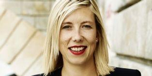 Anne Vautier, directrice de création de DDB Luxe