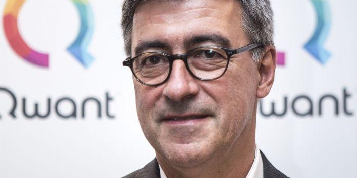 François Messager, nommé Directeur général de Qwant