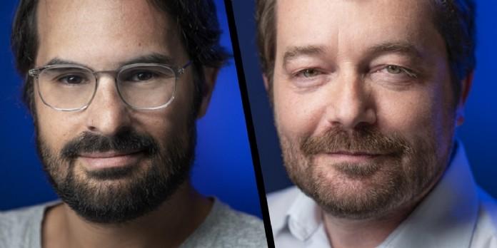 Cyril Dhénin et Alexis Albinet, nouvelles recrues de Brainsonic