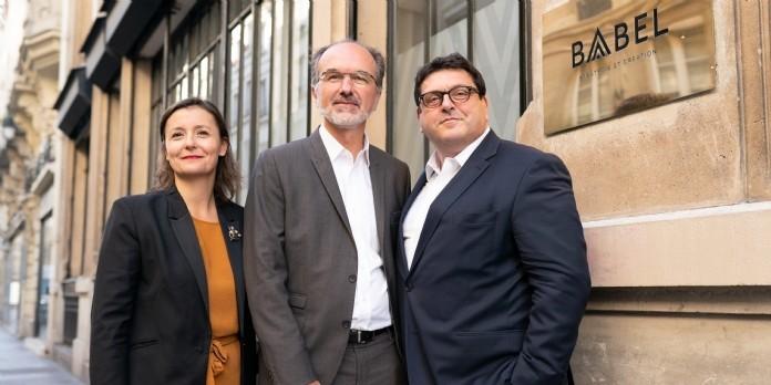 Christian De Bergh nommé Directeur du design de Babel