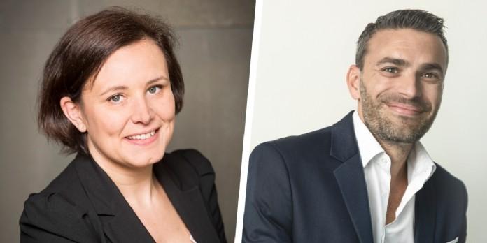 Mediacom : Stéphanie Robelus et Nicolas Jaubert nommés chief digital & trading officer et head of trading