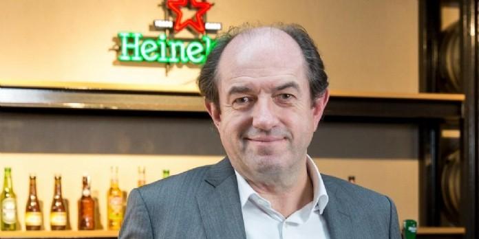 Pascal Sabrié prend la direction d'Heineken AMEE