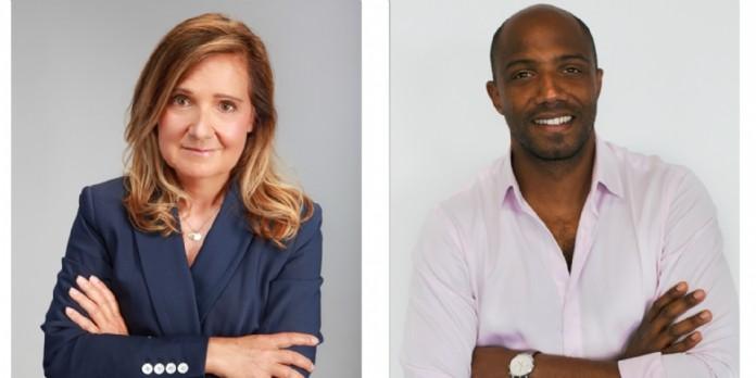Maryse Mougin et Maurice N'Diaye, nouveaux présidents de l'Adetem