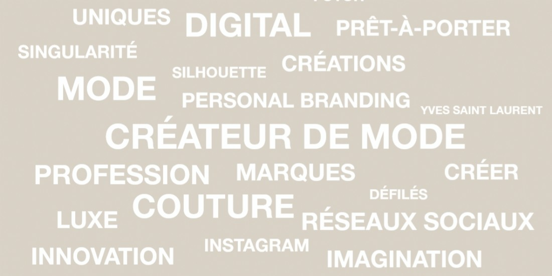 Les nouvelles technologies peuvent-elles être de nouveaux adjuvants pour le créateur de mode ?